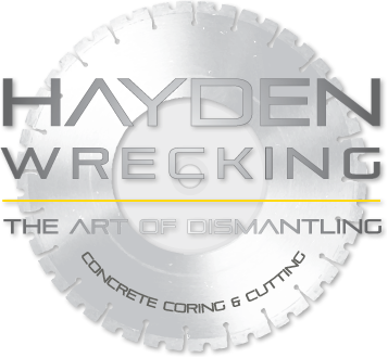 Hayden Wrecking: Concrete Cutting St  Louis